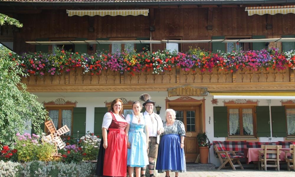 Gastgeberfamilie Muschler